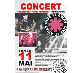 DaGO'Concert - Red Hot Chili Peppers Tribute Band
